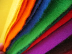 Colored_felt_cloth