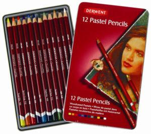 0V05803000000-ST-01-Derwent-Pastel-Pencils-Tin-Set-of-12