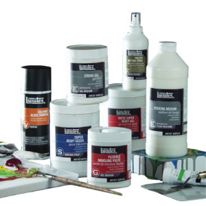 Liquitex-Acrylic-Mediums-Assortments-B-Set-114010