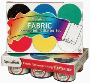 Speedball-Fabric-Screenprinting-Ink-Starter-Set