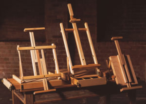 Winsor-Table-easels-wood