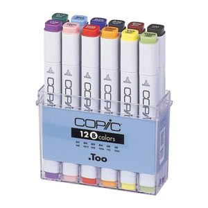 copic-12set