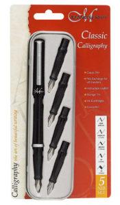 manuscript_classic_calligraphy_5_set